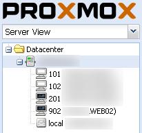 Proxmox 01