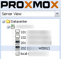 Proxmox 02