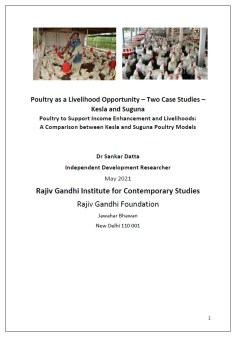 case-study-poultry-as-a-livelihood-opportunity-poultry-to-support-income-enhancement-and-livelihoods-a-comparison-between-kesla-and-suguna-poultry-models