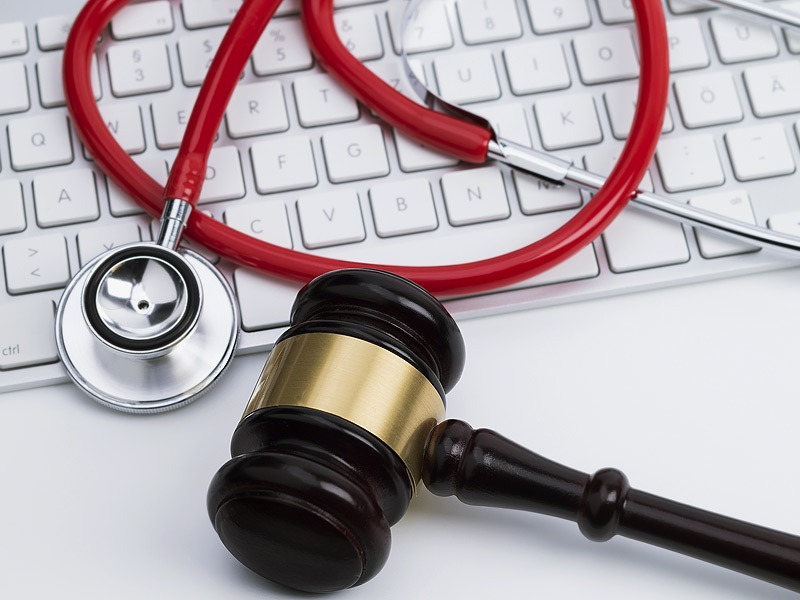 dt gavel stethoscope keyboard x