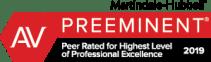 av rating highest award to attorneys