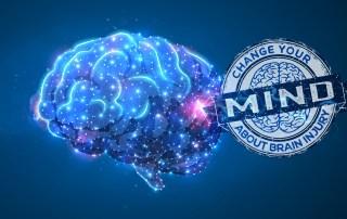 Brain Image - Brain Injury Awareness Month