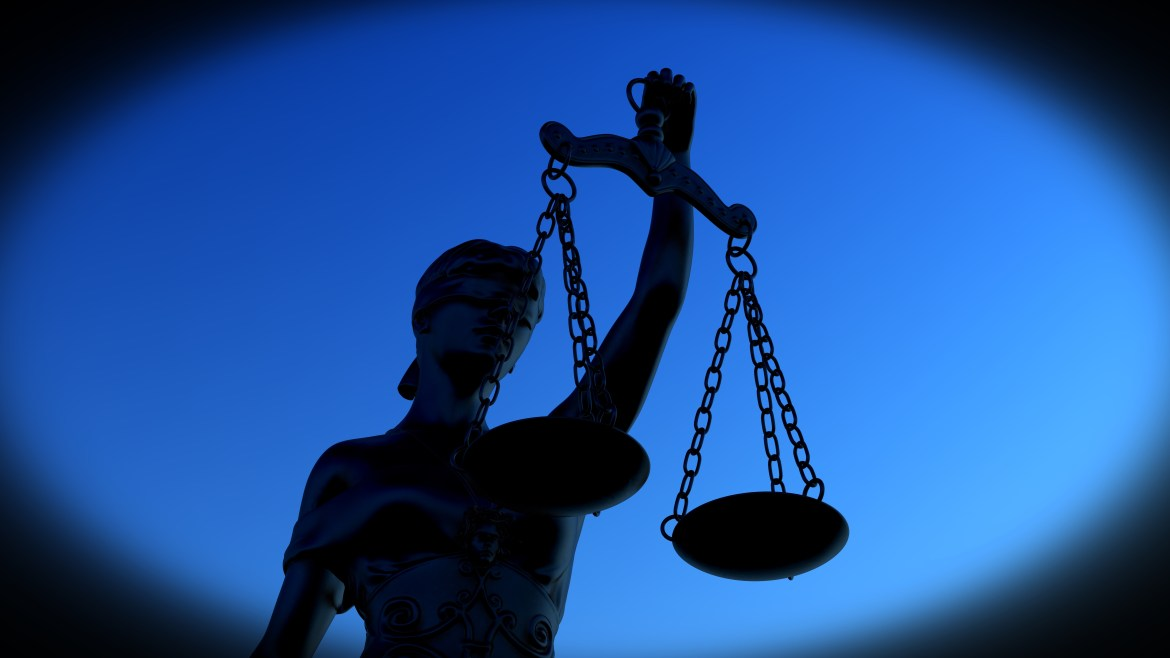 Lady Justice Statue - Legal and Medical Malpractice