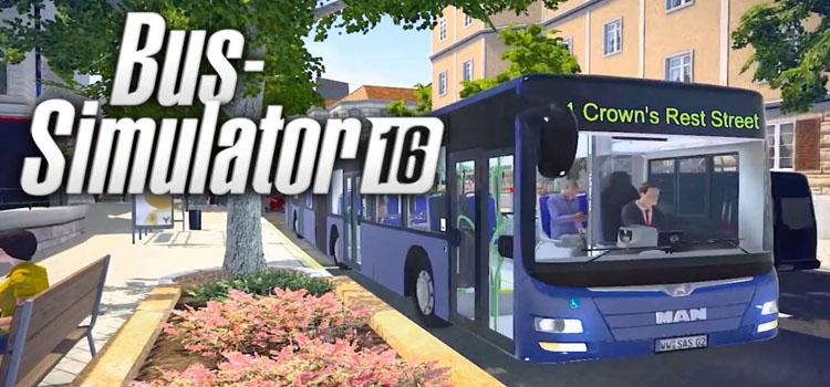 Bus Simulator 16 Free Download Full PC Game