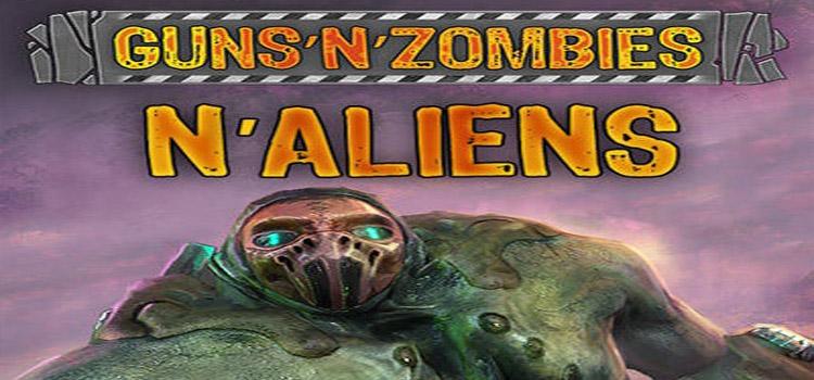 Guns N Zombies N Aliens Free Download Cracked PC Game