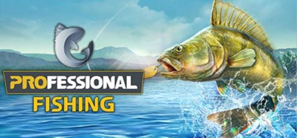 Professional Fishing Free Download FULL PC Game