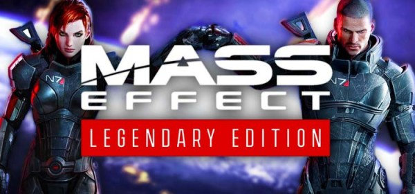 Mass Effect Legendary Edition Free Download PC Game