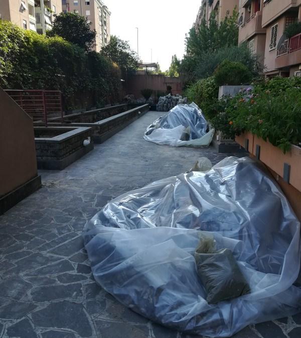 Rifacimento impermeabilizzazione condominiale