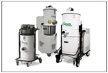 Industrial Vacuum Cleaners