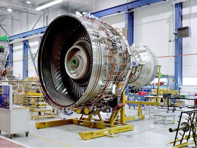 RGS aspiratori industria aeronautica