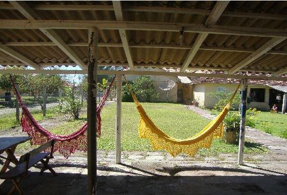 área externa - Hotel Praia Azul - Arroio do Sal - RS