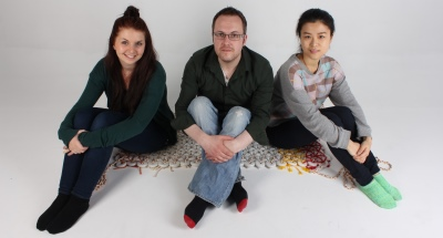 China design project 2015 Debbie Neish, Daniel Sutherland and April