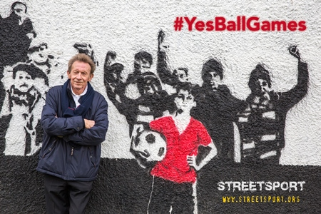 Denis Law Yes Ball Games