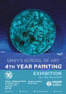 Pre-degree painting show 2016