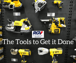 We Have the Tools You Need
