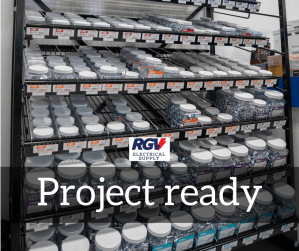 Get Project Ready at RGV Electrical Supply