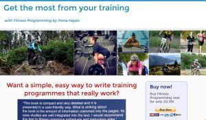 Fitness Programming book