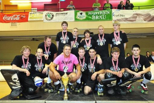 Österreichischer Meister 2011