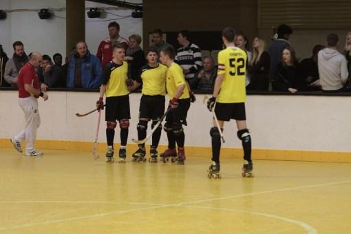 U20: ÄRGERLICHER PUNKTVERLUST GEGEN WIMMIS