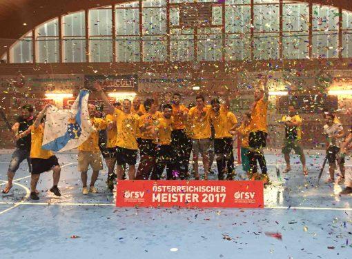 Österreichischer Meister 2017