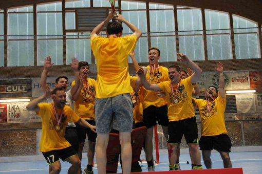 U15, U17 und U20 holten sich den ÖM-Titel 2017