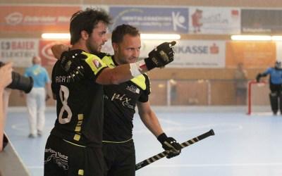 Der erste CERS-Cup Tanz beginnt:  Dornbirn will in Herne Bay gute Ausgangslage schaffen!