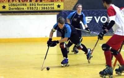 Dornbirn´s Damenteam mit erster Turnierteilnahme in Lichtstad
