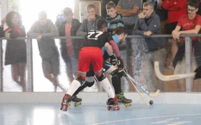 Dornbirns Reserve gastiert in der HockeyArena