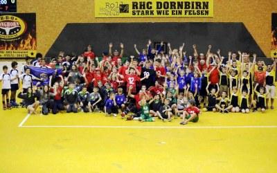 Das internationale Juniorenturnier war ein großer Erfolg!