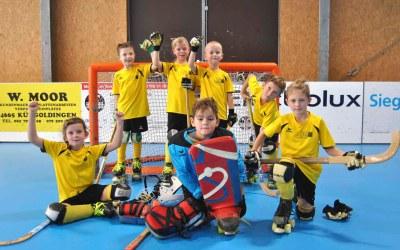 Begeisterung pur weckte das erste U9-Turnier in Vordemwald