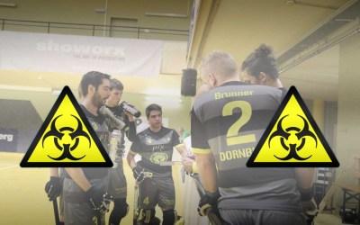 WSE-Cup: Coronavirus legt alle europäischen Wettbewerbe lahm – Eine Fortsetzung gegen Trissino ist ungewiss