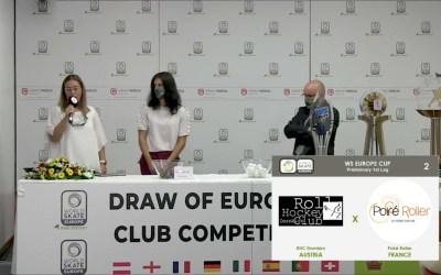Dornbirn trifft im WSE-Cup trotz Rückzug auf Franzosen!