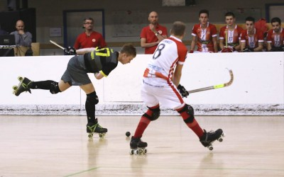 Dornbirn testete beim Kyburg-Cup in Thun