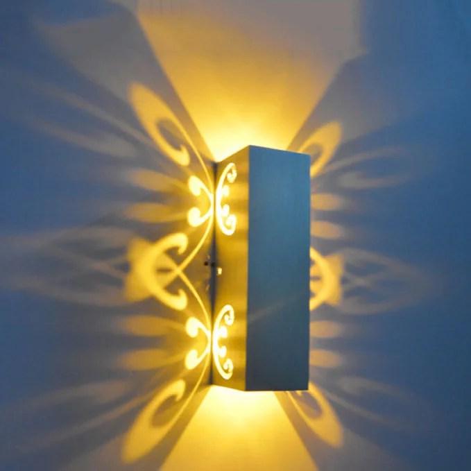 LED-Wandlampe-Up-and-Down-Shine
