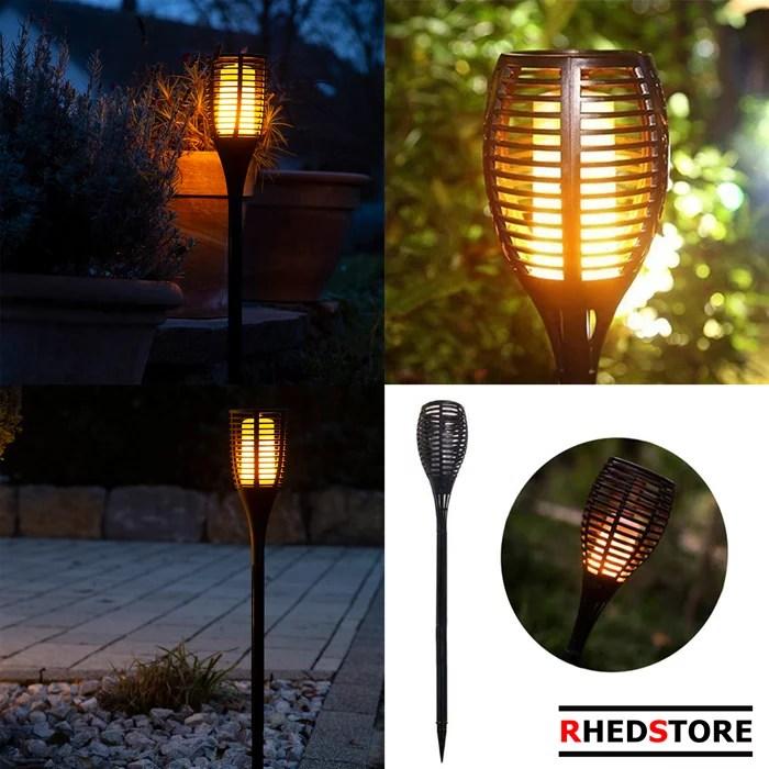 LED Fackel Lampe