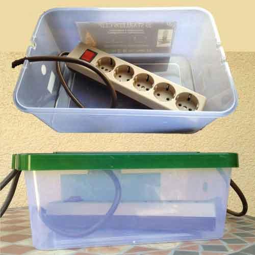 Keep-Dry-Box-für-Kabelverbindungen