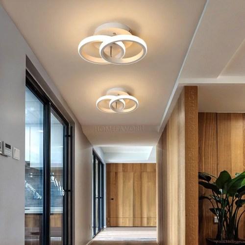 Deckenleuchte Deckenlampe SE-C1432-2AWH