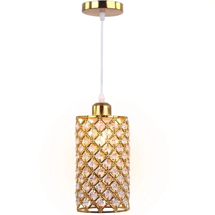 Deckenleuchte Deckenlampe Pendant Gold