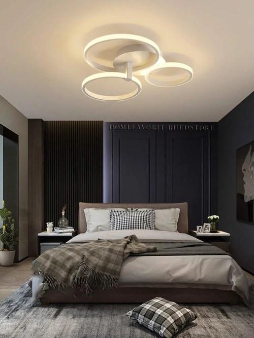 Deckenlampe Deckenleuchte moderne Lampe SE-C8763-R
