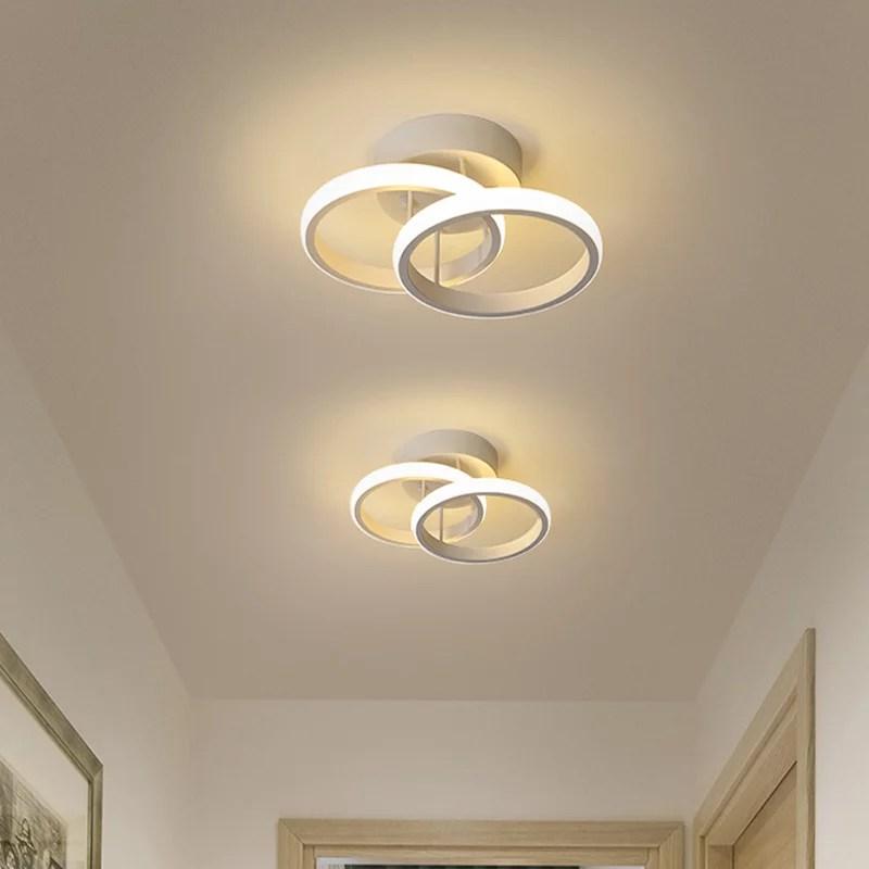 LED Deckenlampe Deckenleuchte modern Lampe Licht Rund