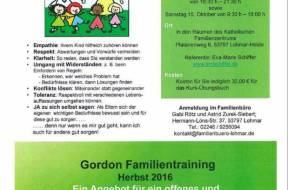 Gordon Familientraining