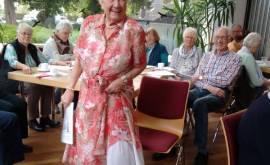 50er Jahre 2 – Inge Poulton mit Pettycoat