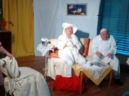 PM Villa Friedlinde Tag der offenen Tür – 6. Theater spielen in der Villa Friedlinde