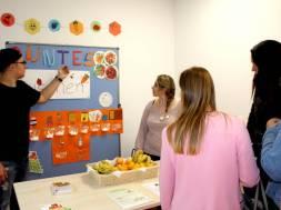 Aktionsstand Ernährungsberatung für Schulkinder