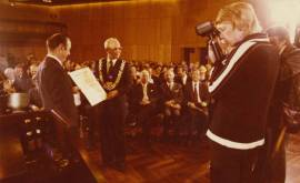 Stadtarchiv Stadtrecht1977 Ausschnitt