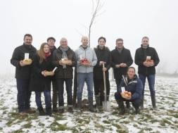 Eckes-Granini Deutschland_Streuobstwiesen_Teilnehmer