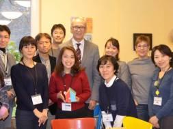 MGH Delegation Japan