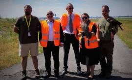 Besuch der NRW-Umweltministerin