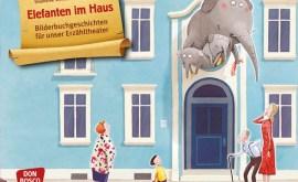 Elefanten im Haus