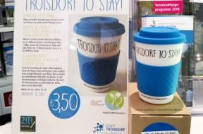 Trinkbecher Troisdorf to stay – Kopie